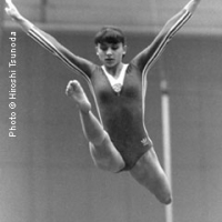 Compulsory beam at 1983 World Championships