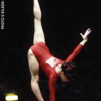 Natalia Yurchenko - beam