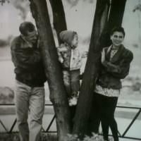 Natalia, Igor and Olga