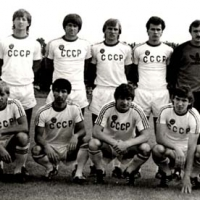 1986 USSR Senior National Team
